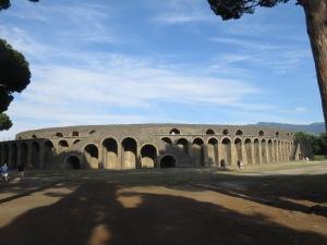 Grand Theater of Pompeii
