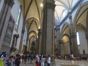 Interior Duomo