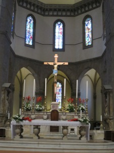 Altar gereja