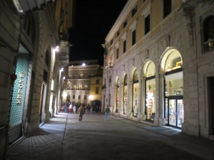 Night at Siena