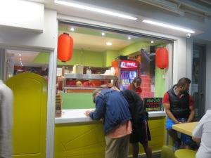 Restoran Chinese food di Fira