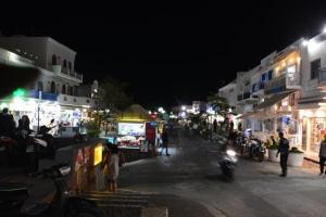 Fira at Night ( courtesy of http://www.tripadvisor.com/LocationPhotoDirectLink-g482942-d670303-i133361571-Pantelia_Suites-Fira_Santorini_Cyclades.html)