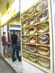 restoran enak di New Market Rhodes