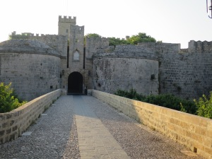 D'Amboise Gate