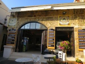 Bakery di Rhodes