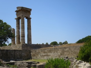 Temple of Phytian Apollo