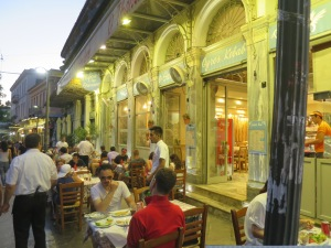 Restoran O'Thanansis dekat Starbucks Monastiraki