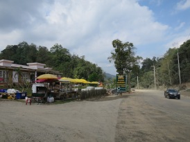 Salah satu cafe di rute 1095