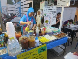 Mie halal khas Yunnan
