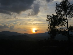 Sunset at Pai Canyon