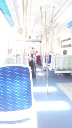 metro IZBAN yag modern dan nyaman