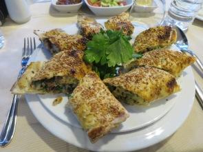 Ejder Kebab..Sang Naga yang lezat dan mengenyangkan