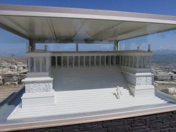 miniatur Altar of Zeus