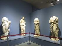 Patung-patung ini berasal dari Efesus dan sekitarnya