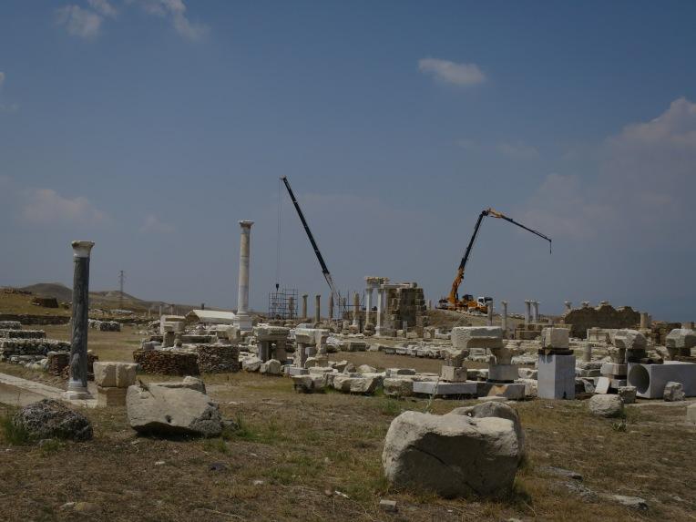 Wujud keseriusan pemerintah Turki dalam arkeologi