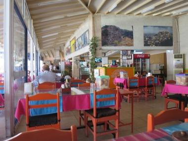 Lokanta (restoran) dekat Otogar Fethiye