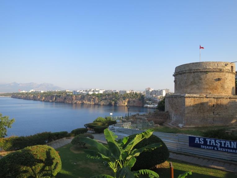 Antalya atau disebut Pelabuhan Indah juga merupakan tempat yang pernah dikunjungi Rasul Paulus