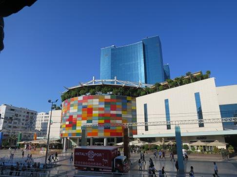 Mark Antalya, mall terdekat dari Kaleici