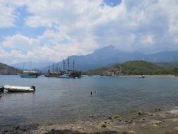 Pelabuhan kuno tempat kapal2 gulet merapat
