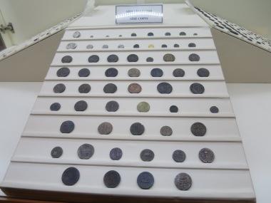 Koin zaman romawi kuno yang ditemukan di Side