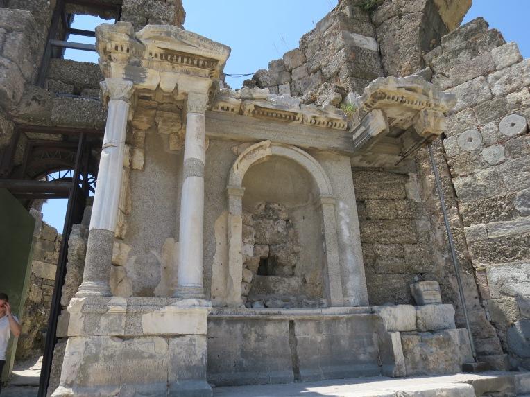 Nymphaeum Vespasian