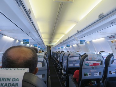 Interior Pegasus Air