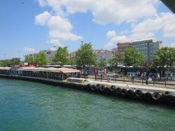 Eminonu Pier