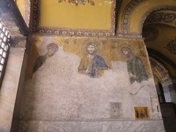 Mosaik Deisis