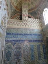 Detail ukiran dan hiasan Ottoman