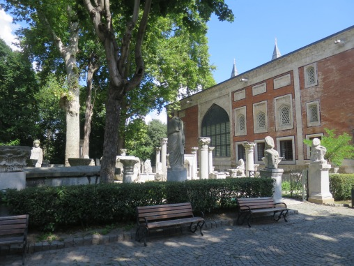 Istanbul Archeological Museum