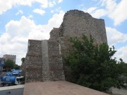 Tembok kota Constantinople