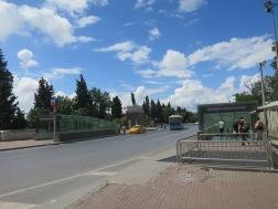 Edirnekapi Tram Station