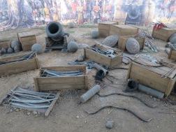 Senjata2 yang dulu dipakai saat Pengepungan Constantinople
