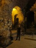 Bagian dari Istana Magnaura yang merupakan sedikit dari Istana Kekaisaran Byzantium yang tersisa