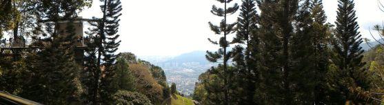 Georgetown dilihat dari Penang Hill