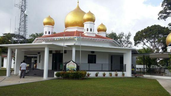 Mesjid di Penang Hill