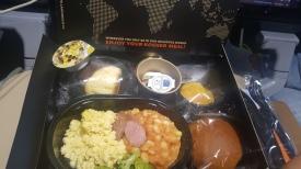 Makanan Kosher di pesawat akibat iseng milih menu