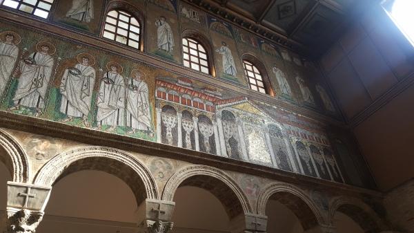 Byzantium, Kukejar Kau Sampai Ravenna – Guru Kelana