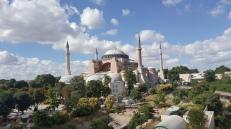 Hagia Sophia dan segala keindahannya