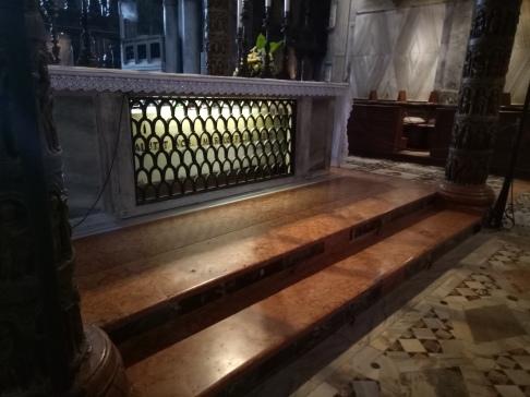 Makam Santo Markus Penulis Injil
