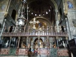 Interior Basilica San Marco