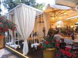 Salah satu restoran keren di Rimini