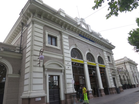 Rimini Centrale, stasiun kereta utama di Rimini