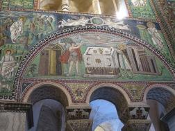 mosaik Habel dan Melkisedek