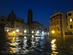 Venice di malam hari