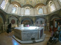 Interior Neonian Baptistery