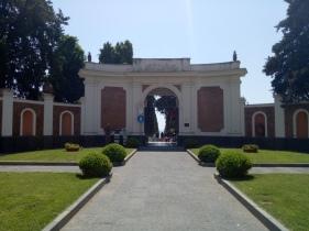 Gerbang masuk Herculaneum