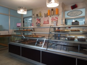 Toko roti seberang Metro Salvator Rosa