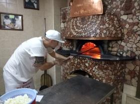 oven pizza khas italia