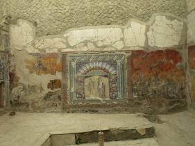 Mosaic Neptune dan Amphirite